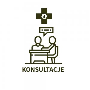 Ikona Konsultacje online Medican Campus